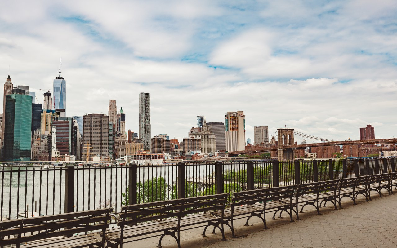 AWAYN IMAGE Walk around Brooklyn Heights Promenade