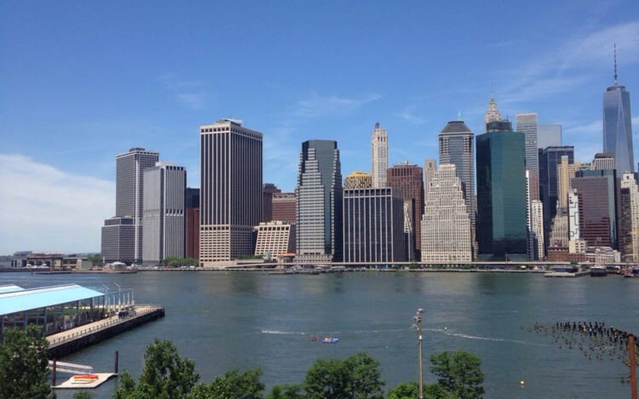 AWAYN IMAGE Brooklyn Heights Promenade