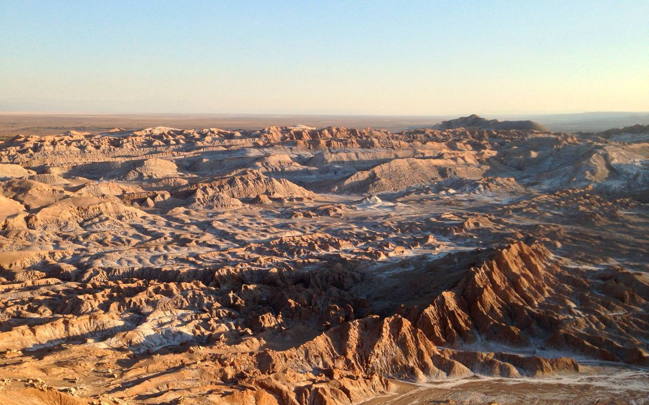 AWAYN IMAGE Hike to Valle de la luna , Chile