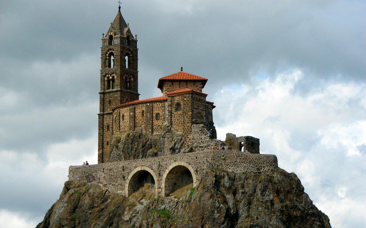 AWAYN IMAGE Chapelle St-Michel d'Aiguilhe
