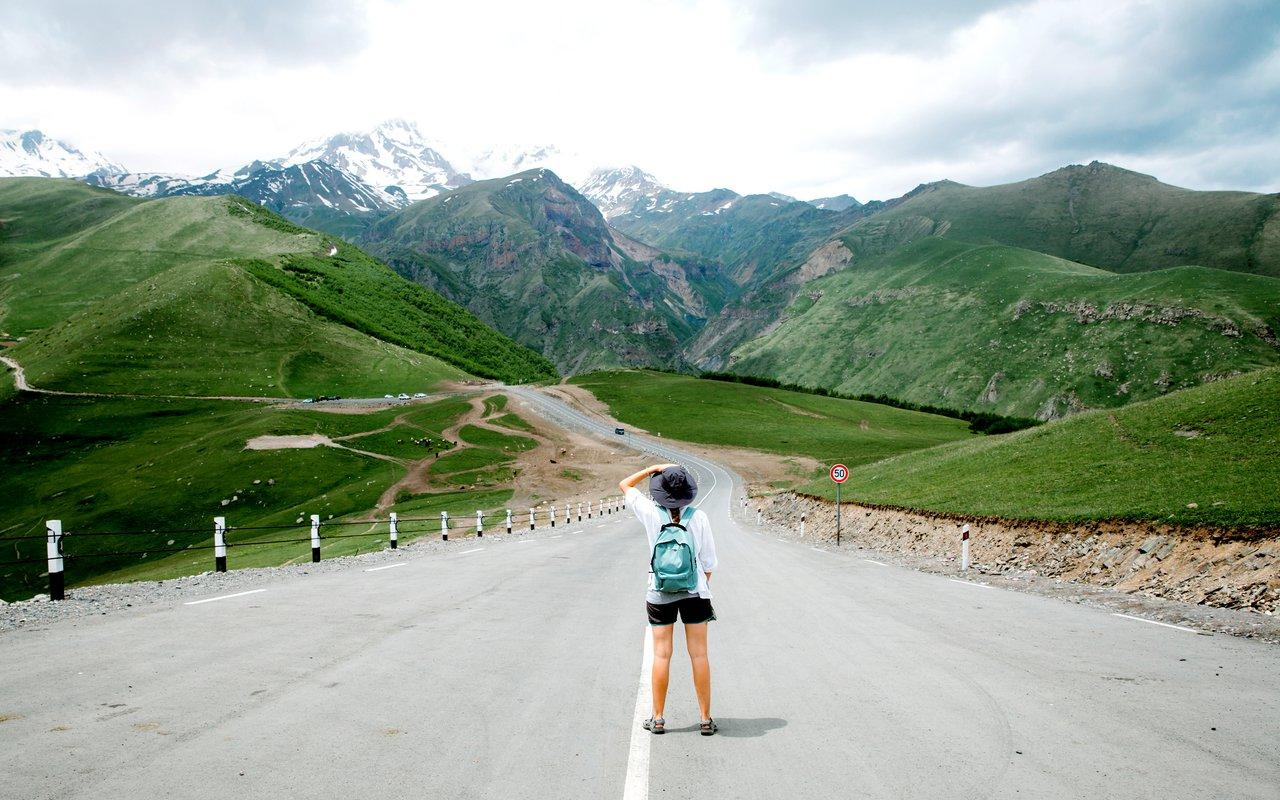 AWAYN IMAGE Visit Gudauri Ski Resort