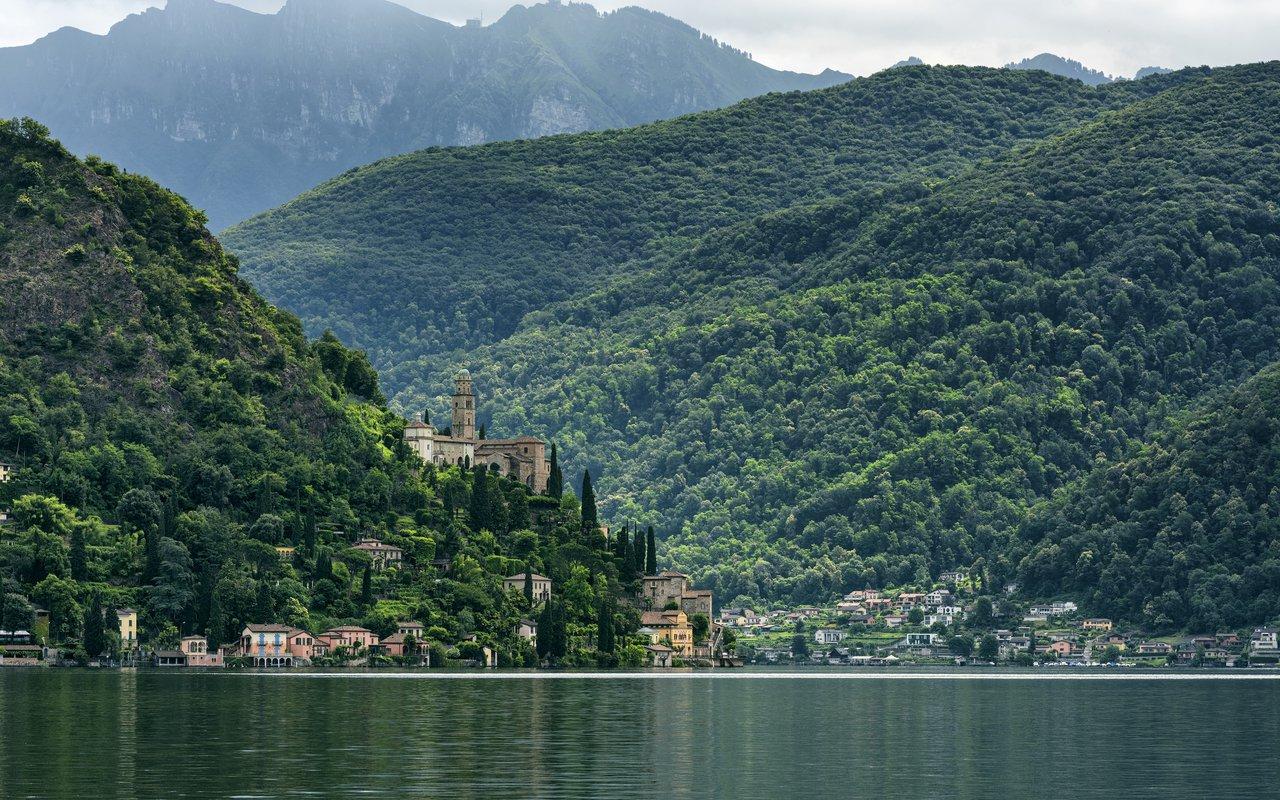 AWAYN IMAGE Ceresio Lake