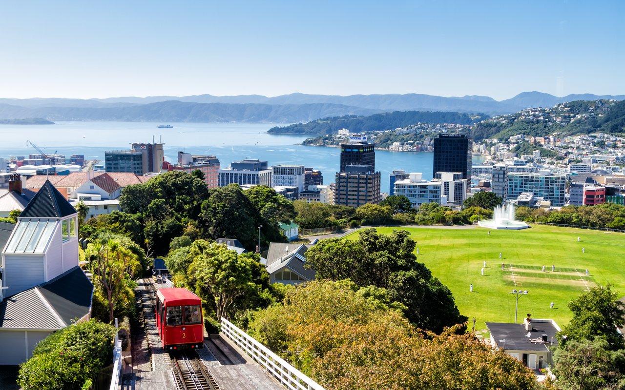 AWAYN IMAGE Coffe experience in Wellington