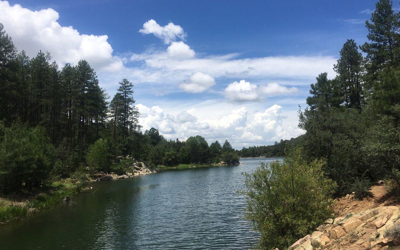 AWAYN IMAGE Goldwater Lakes Trail