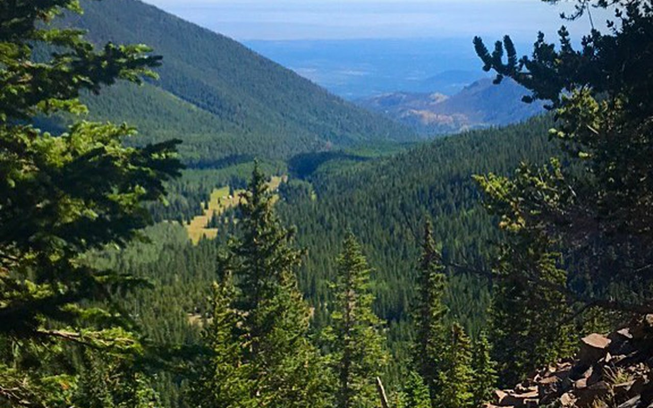 AWAYN IMAGE Schultz Creek Trail