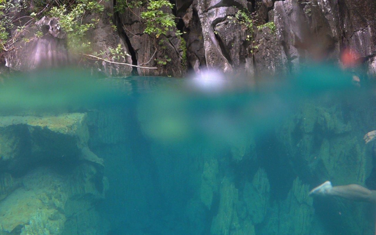 AWAYN IMAGE Boating Trip in Kayangan Lake