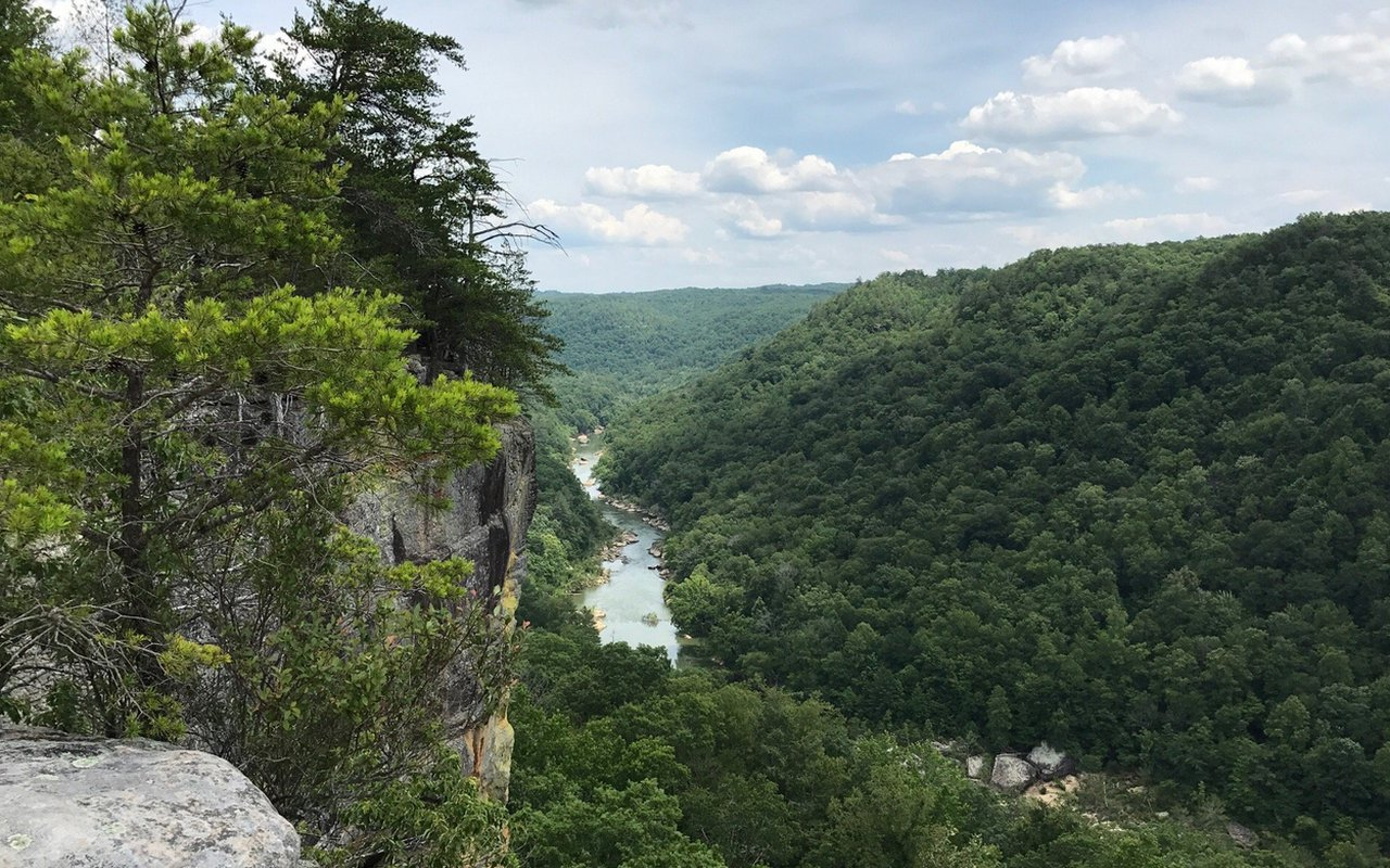 AWAYN IMAGE Backpack to Big South Fork National River and Recreation Area