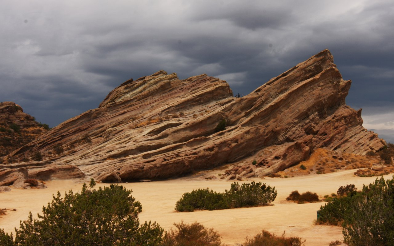 AWAYN IMAGE Vasquez Rocks