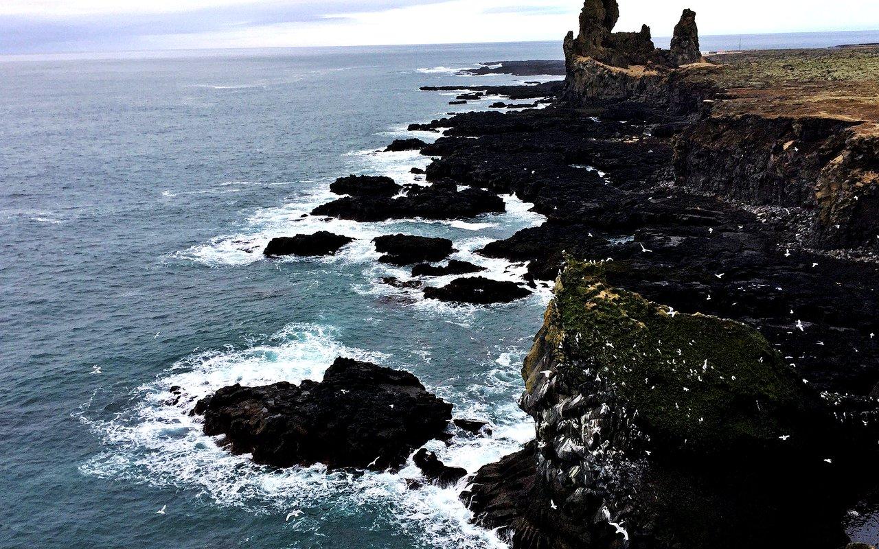 AWAYN IMAGE Arnarstapi, Snaefellsnes Peninsula