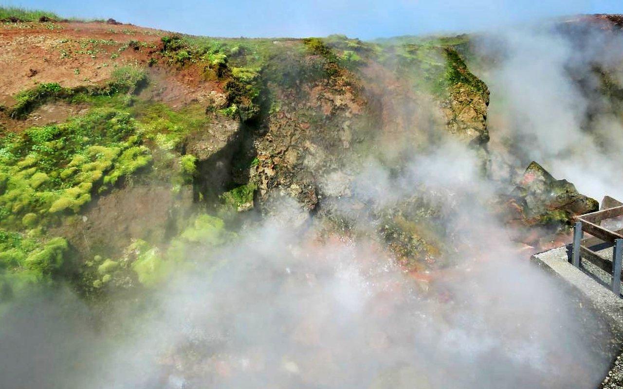 AWAYN IMAGE Deildartunguhver Thermal Spring