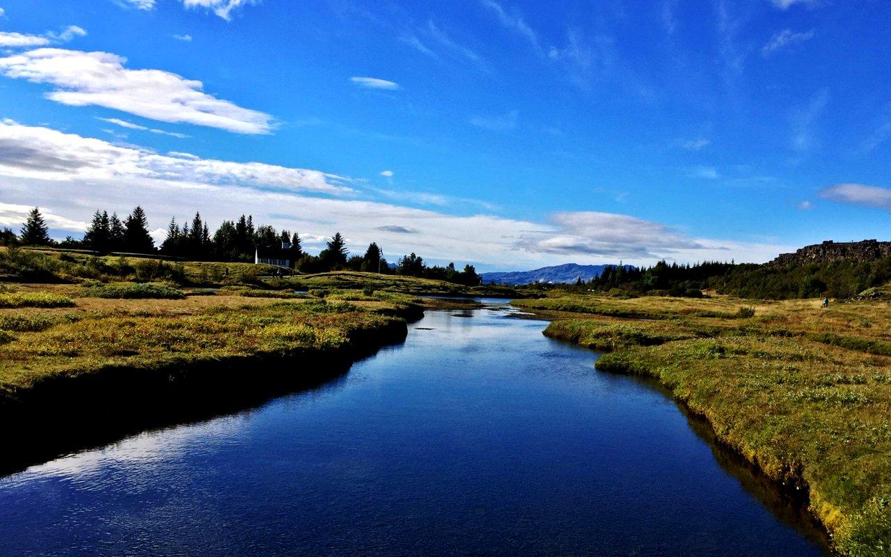 AWAYN IMAGE Thingvellir National Park