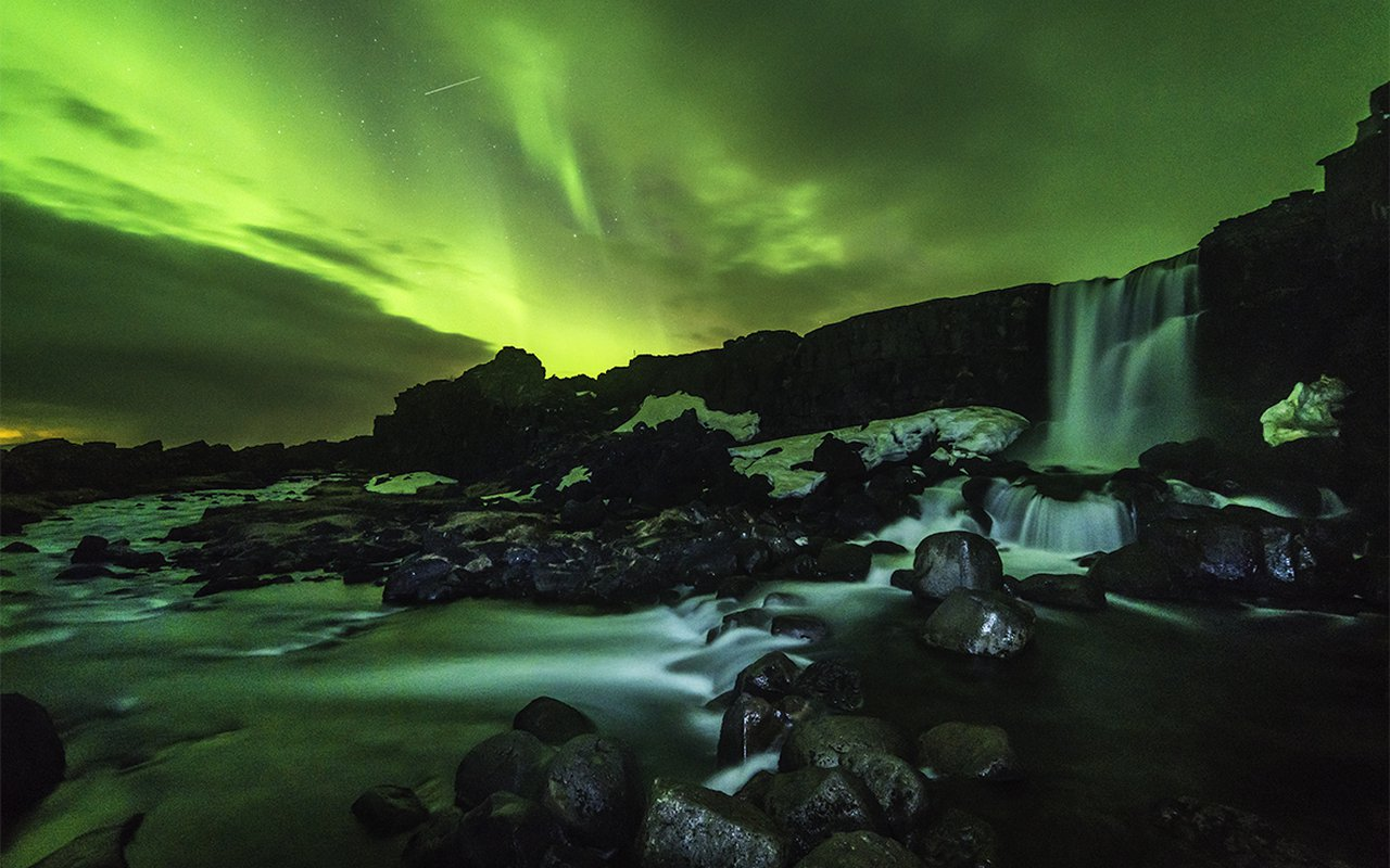 AWAYN IMAGE Thingvellir National Park Þingvellir