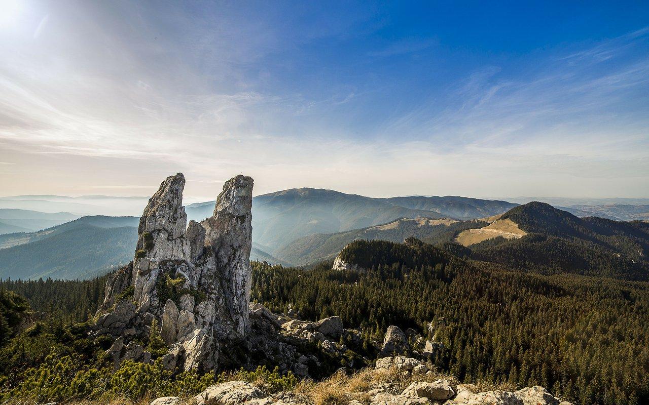 AWAYN IMAGE The ridge Rarău