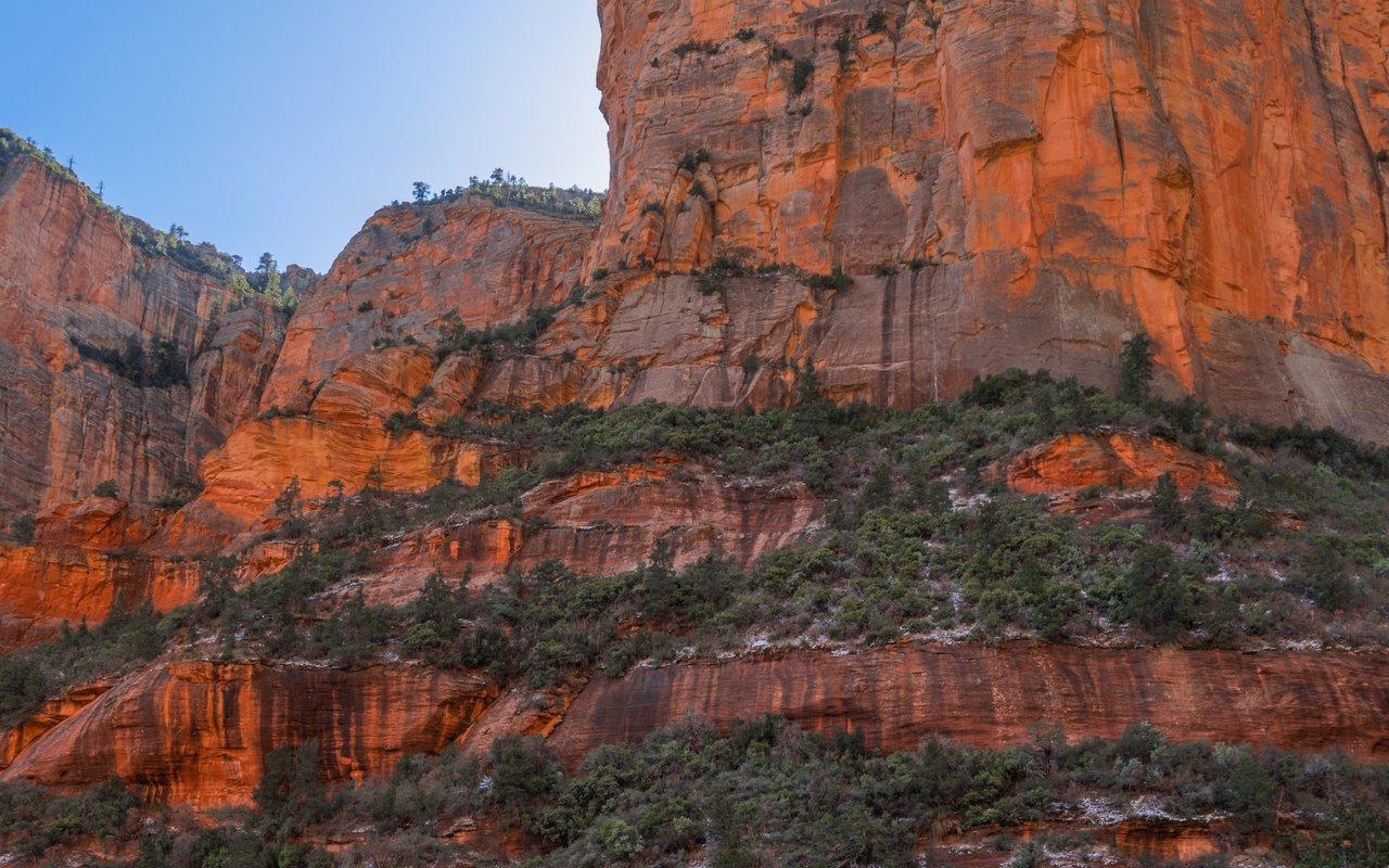 AWAYN IMAGE Boynton Canyon trail