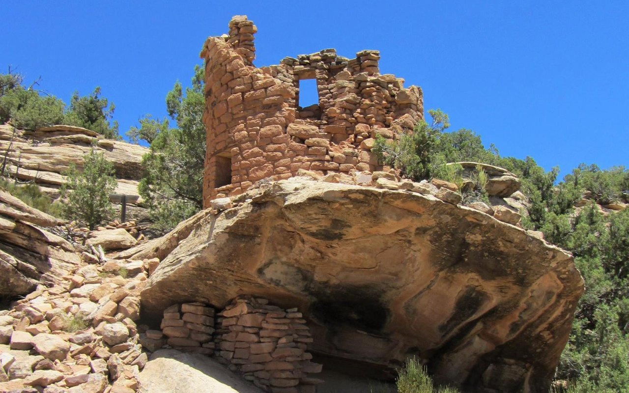 AWAYN IMAGE Canyons of the Ancients National Monument