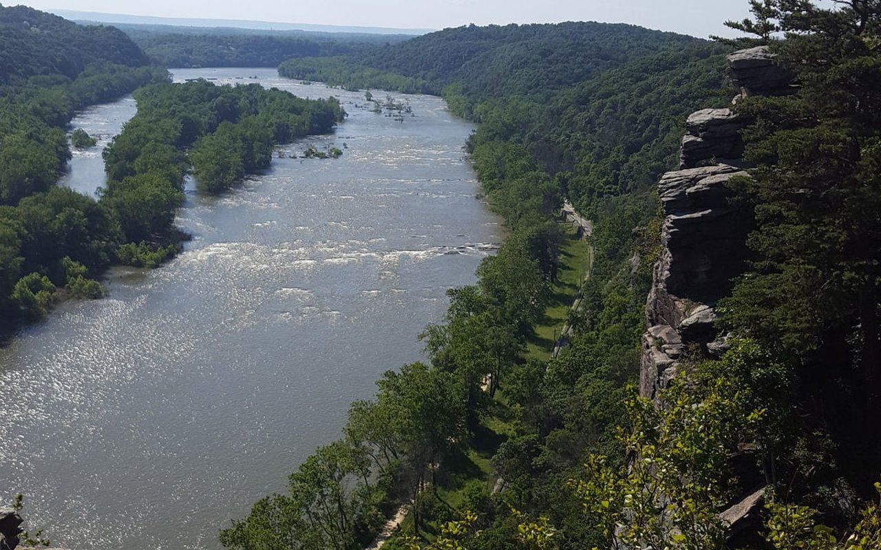 AWAYN IMAGE Maryland Heights near Harpers Ferry, West Virginia