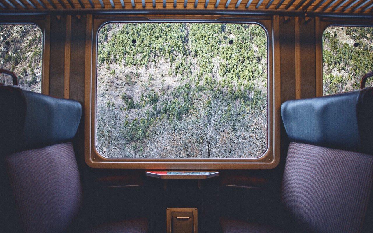 AWAYN IMAGE Photograph the Rhaetian Railway