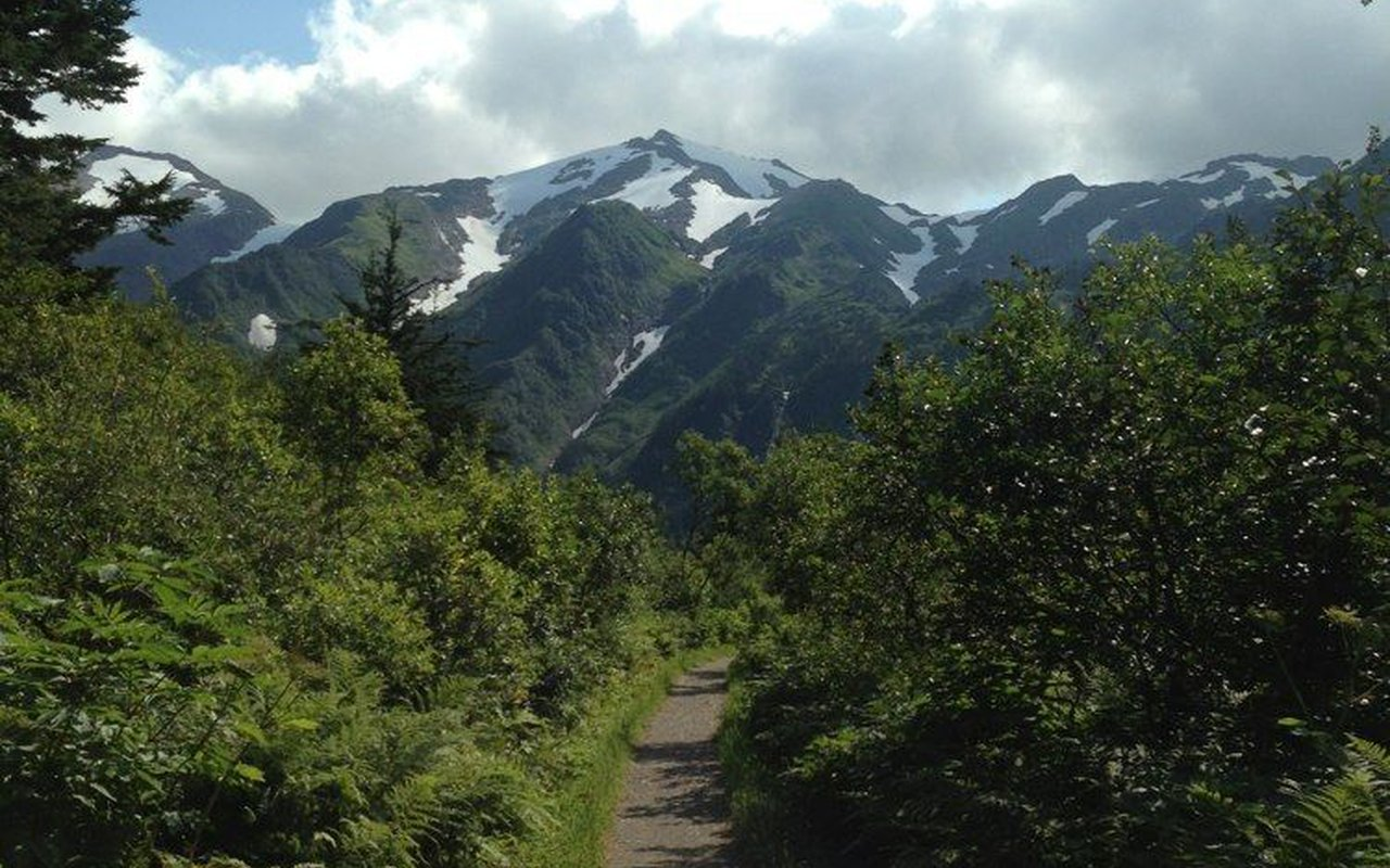 AWAYN IMAGE Hike in Perseverance Trail