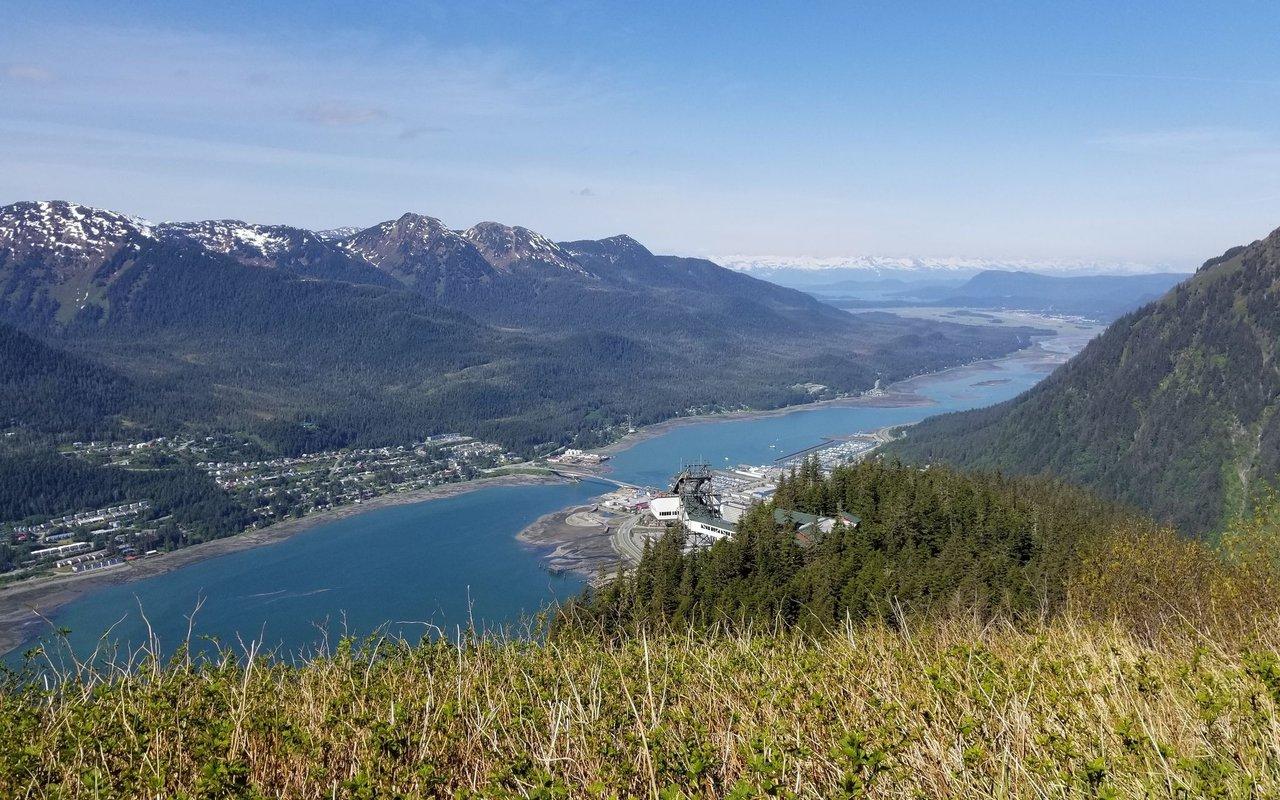 AWAYN IMAGE Hike Mount Roberts Trail