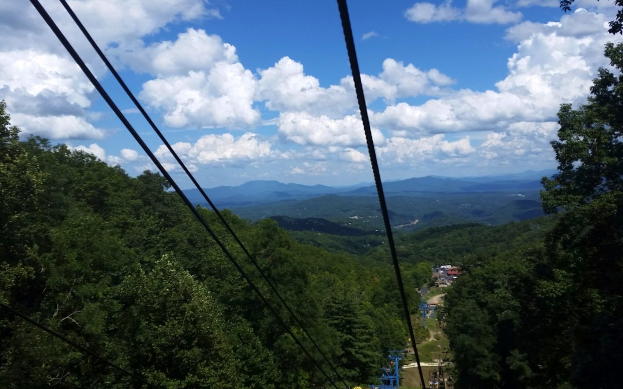 AWAYN IMAGE Gatlinburg Sky Lift