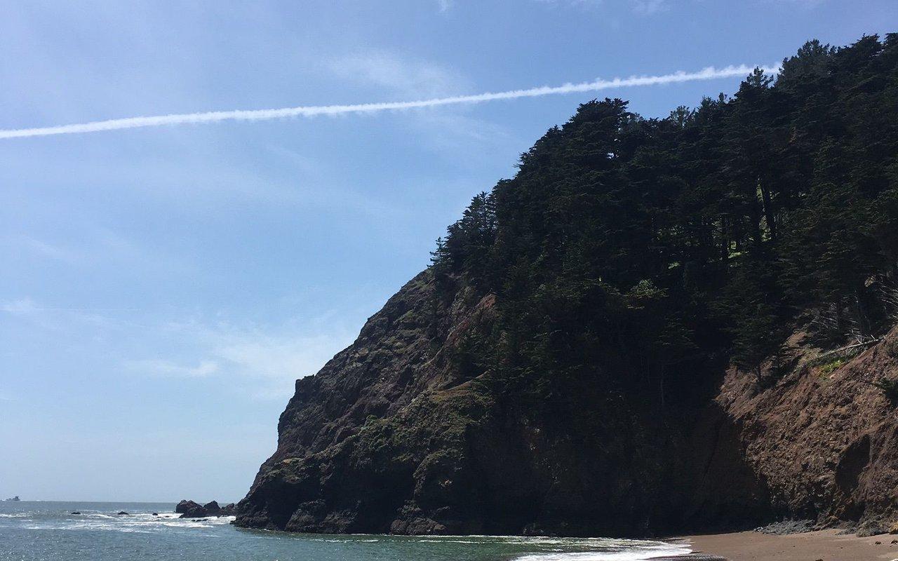 AWAYN IMAGE Hike to Kirby Cove Campground