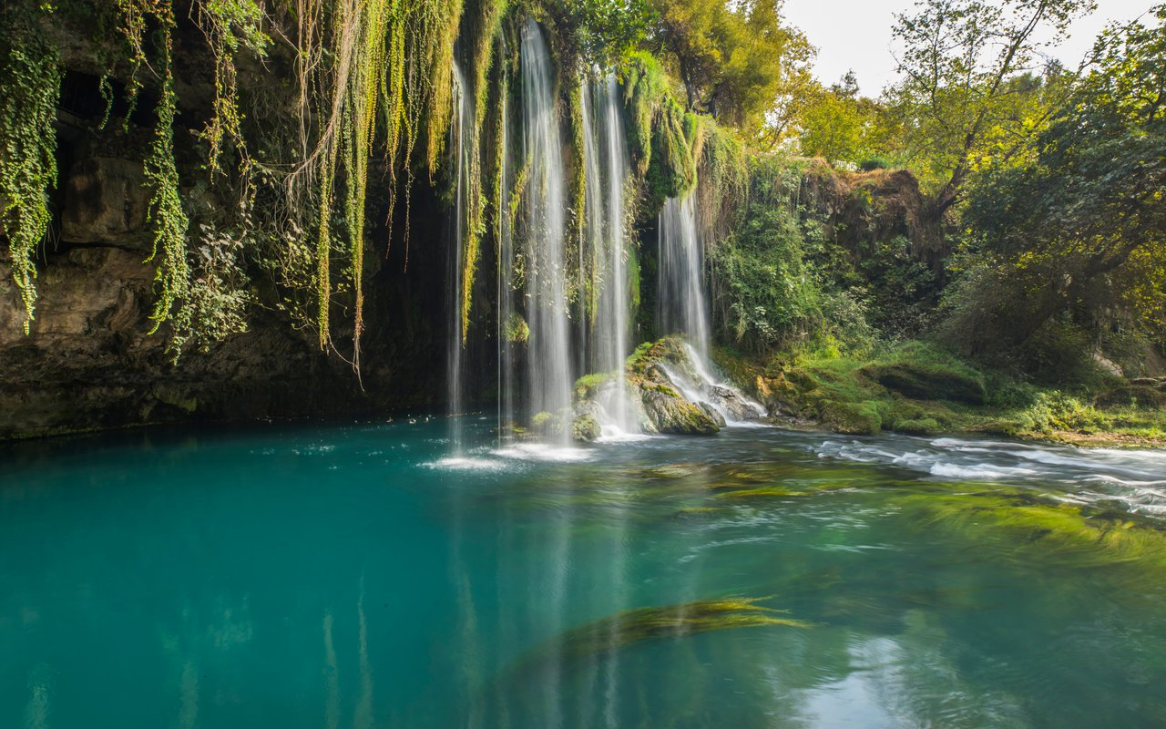 AWAYN IMAGE Hike to The Kurşunlu Waterfall