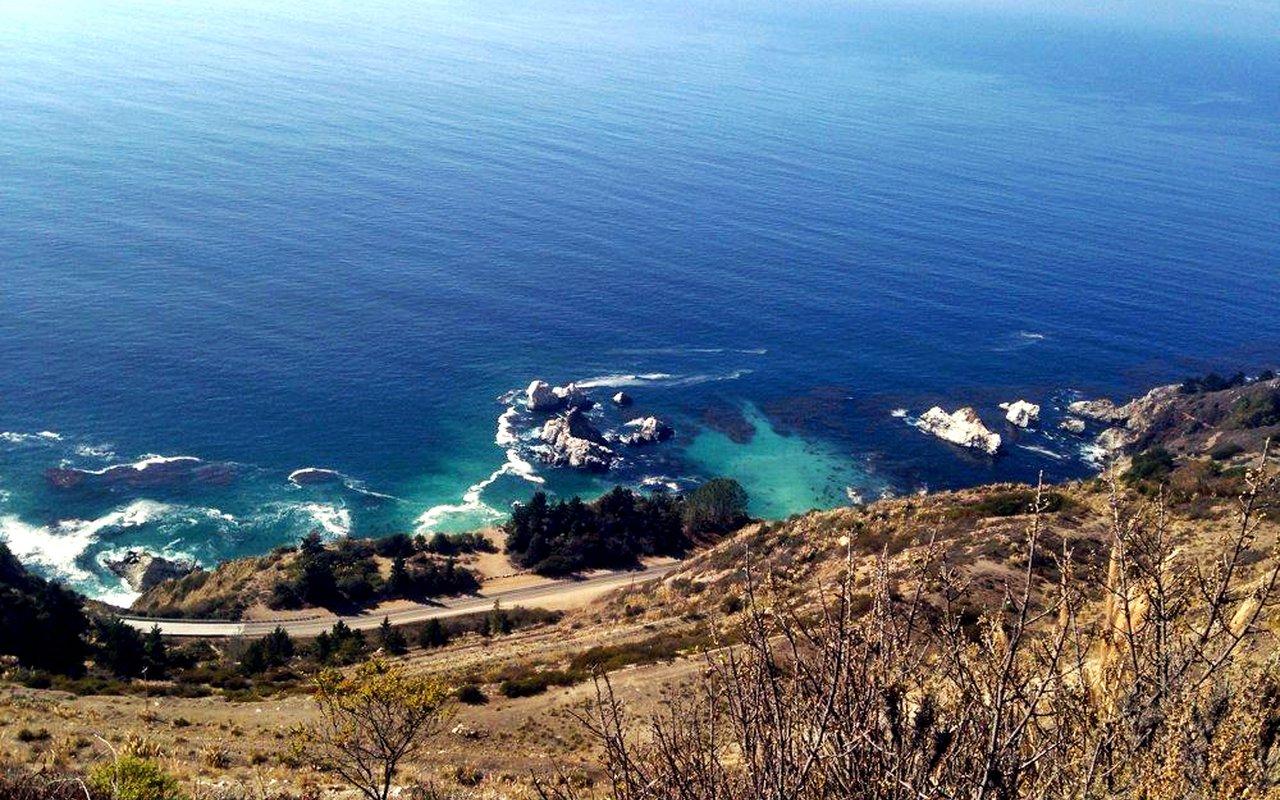 AWAYN IMAGE Tanbark Trail Big Sur