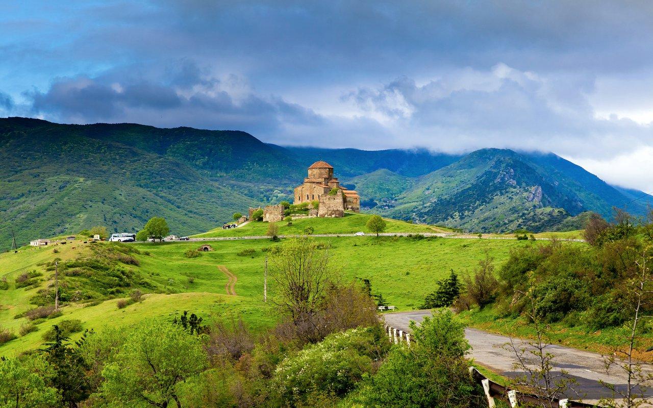 AWAYN IMAGE Visit the Mtskheta