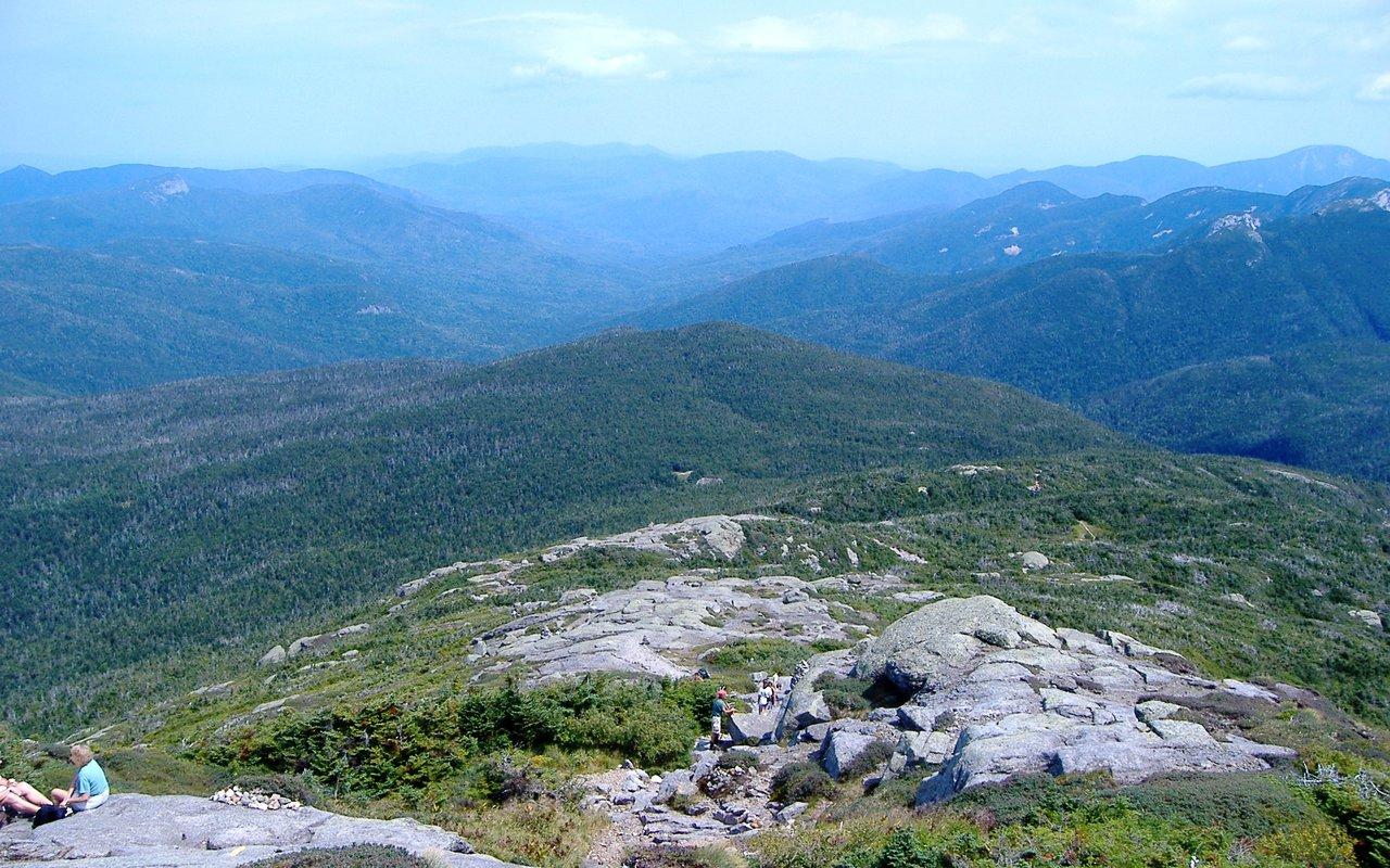 AWAYN IMAGE Mount marcy