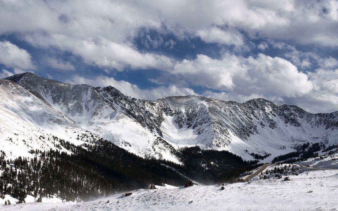 AWAYN IMAGE Loveland Pass