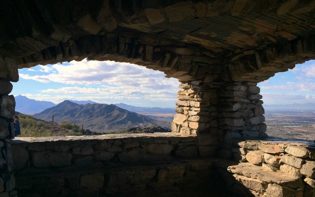 AWAYN IMAGE Holbert Trail to Dobbins Lookout