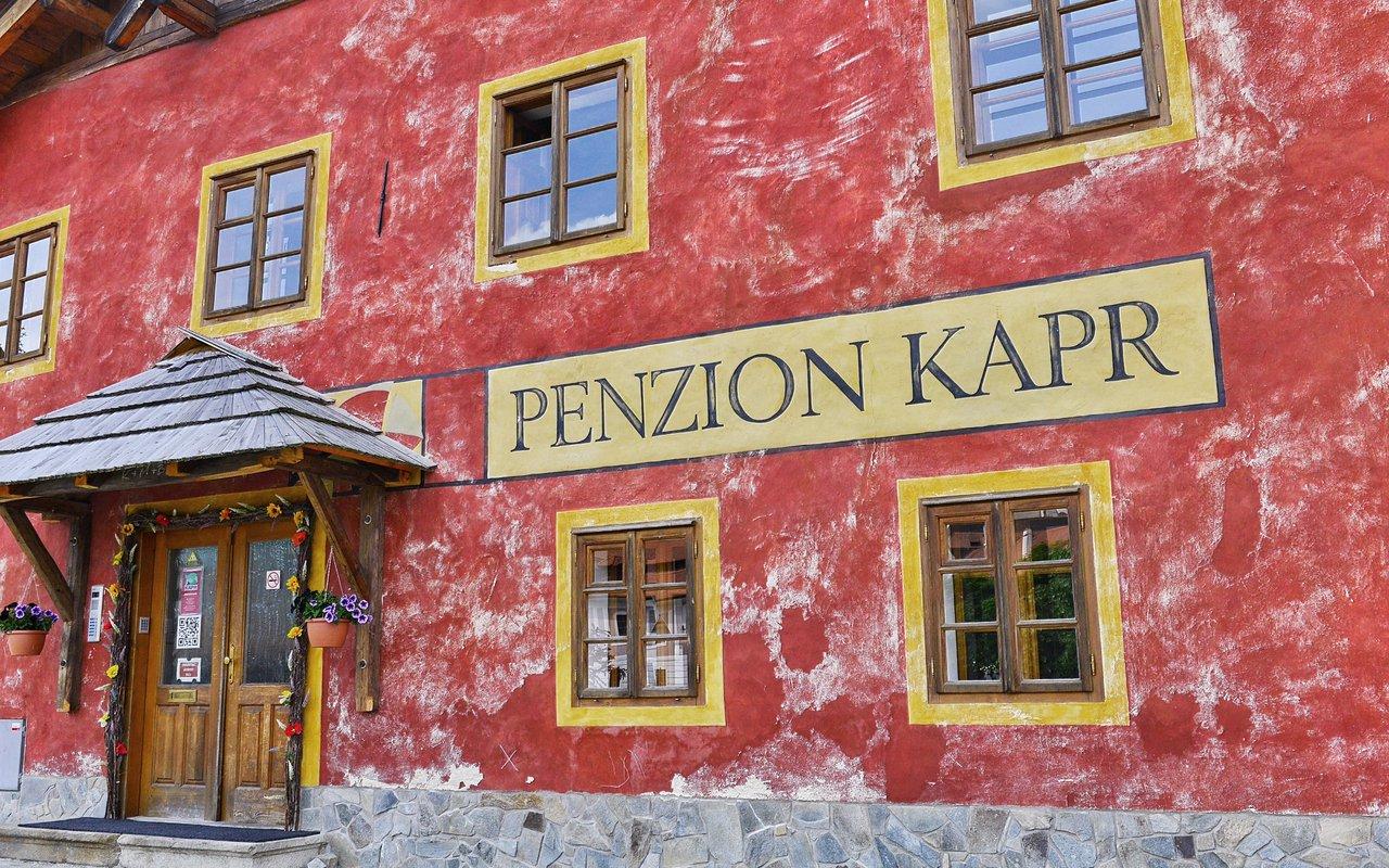 AWAYN IMAGE Visit Český Krumlov