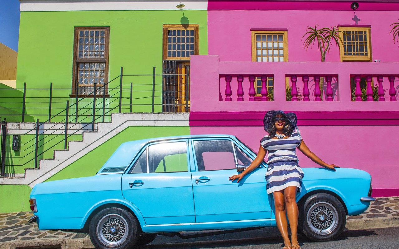 AWAYN IMAGE Celebrate Cape Town's colorful cultural bastion Bo Kaap