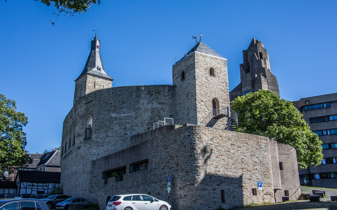 AWAYN IMAGE Discover the Best Scenic Experience at Bensberg Old Castle