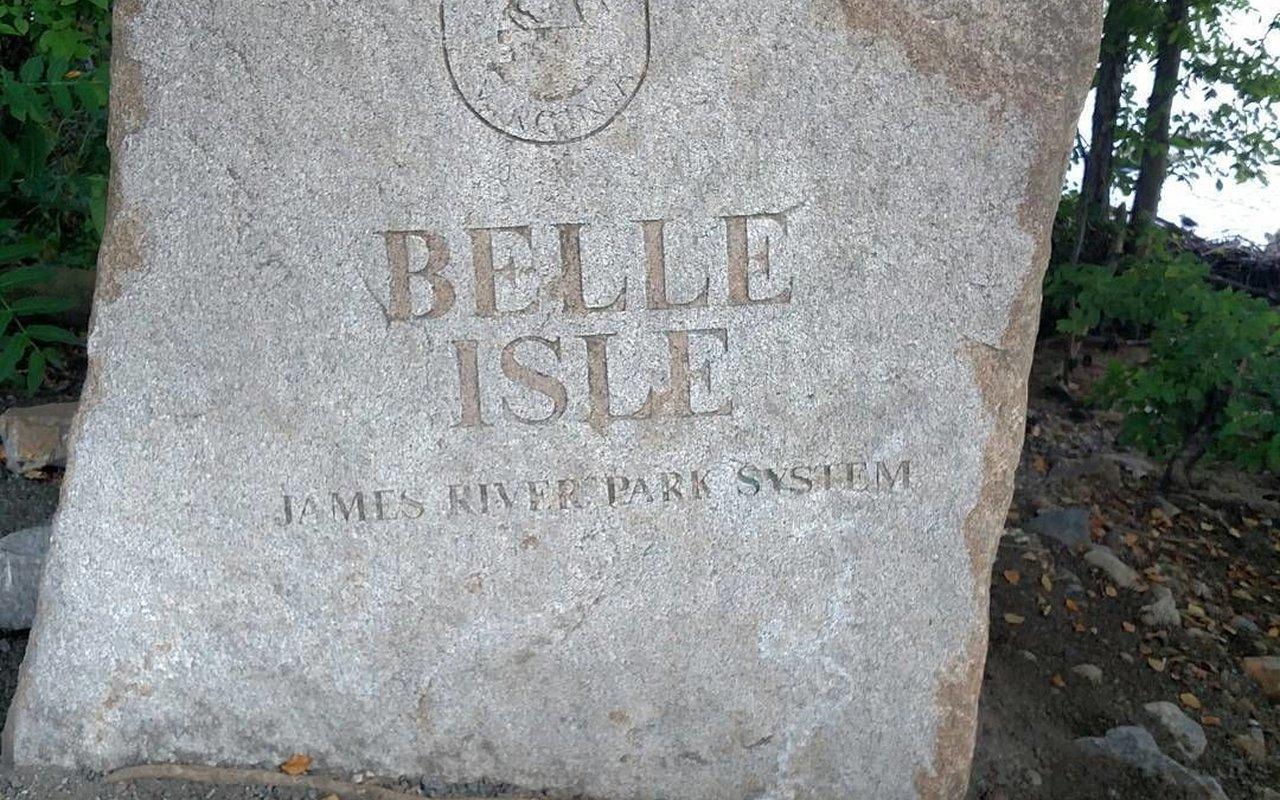 AWAYN IMAGE Belle Isle Trail