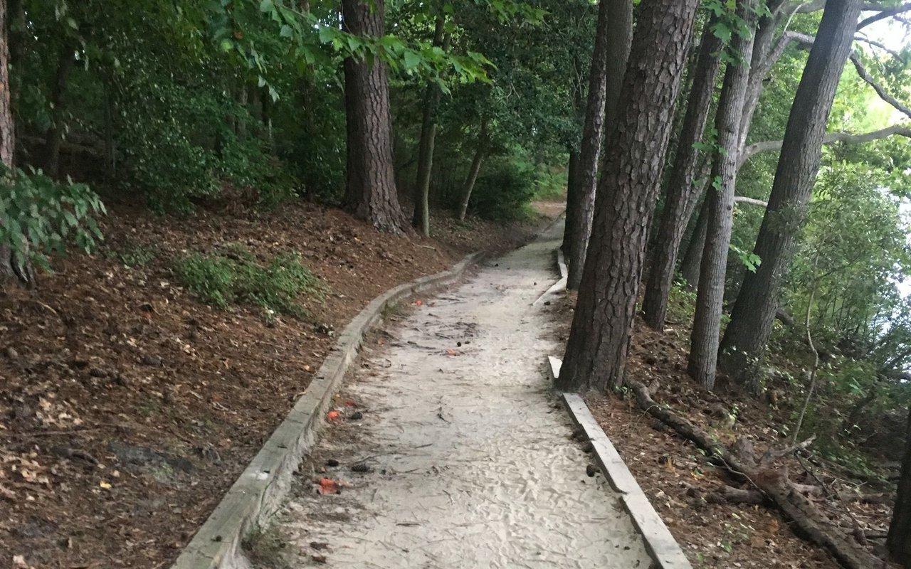 AWAYN IMAGE Mariners' Museum Park Trails