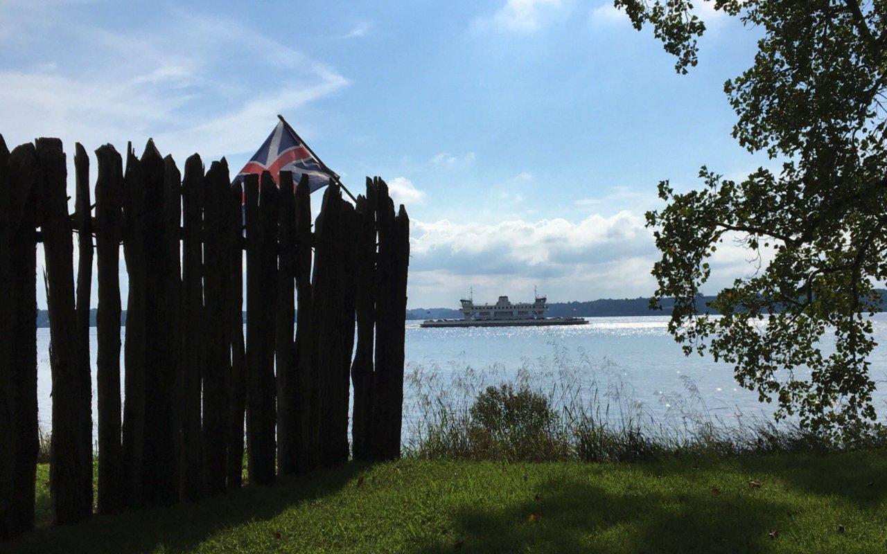 AWAYN IMAGE Historic Jamestown Trail