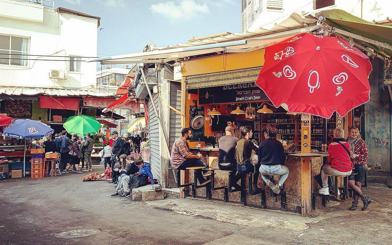 AWAYN IMAGE Kerem Hateimanim Tel Aviv