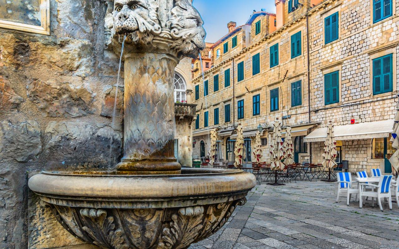 AWAYN IMAGE Sponza Palace