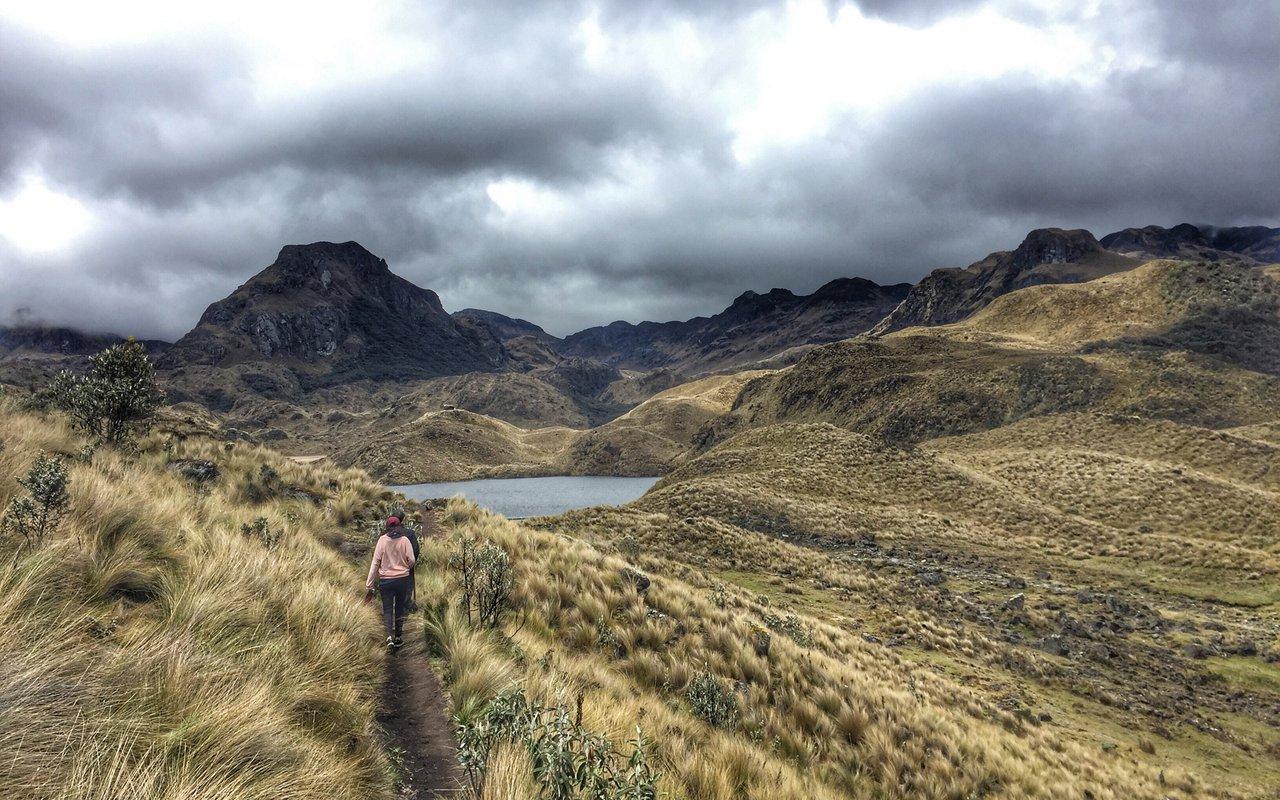 AWAYN IMAGE Parque Nacional Cajas