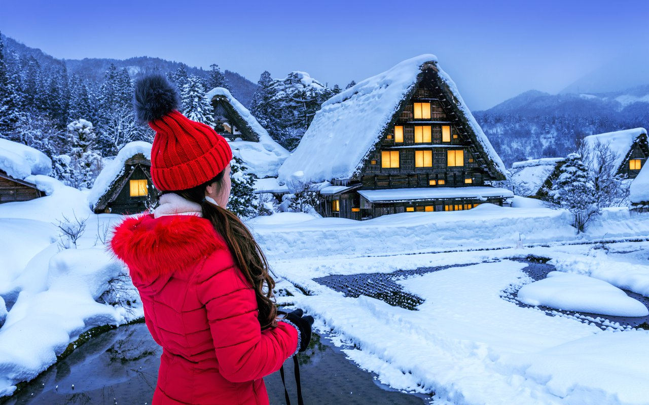 AWAYN IMAGE Visit Historic Villages of Shirakawa-gō and Gokayama