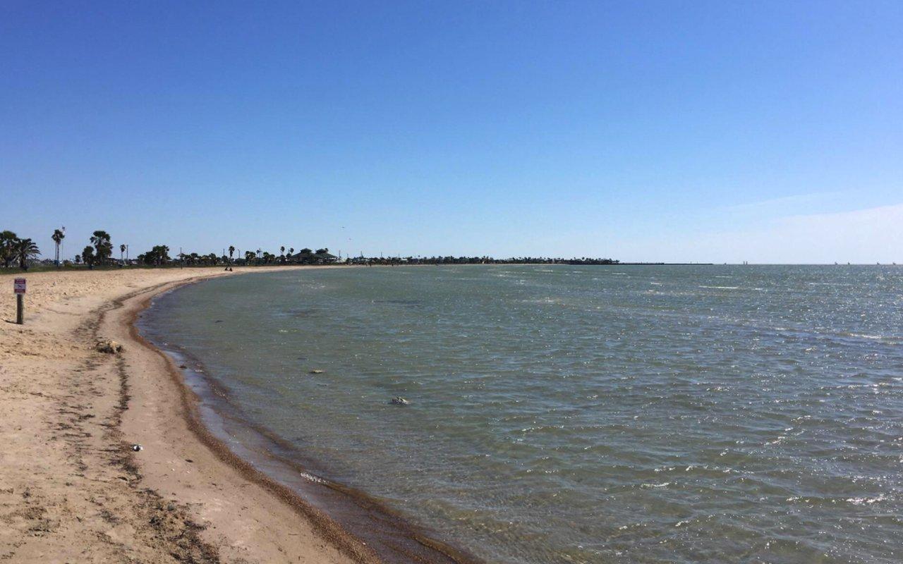 AWAYN IMAGE Rockport-Fulton Trail Rockport Beach