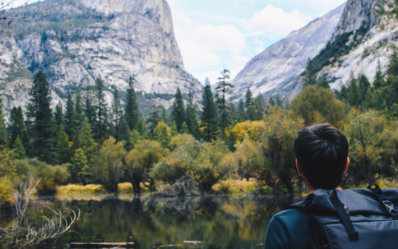 AWAYN IMAGE Mirror Lake Trail