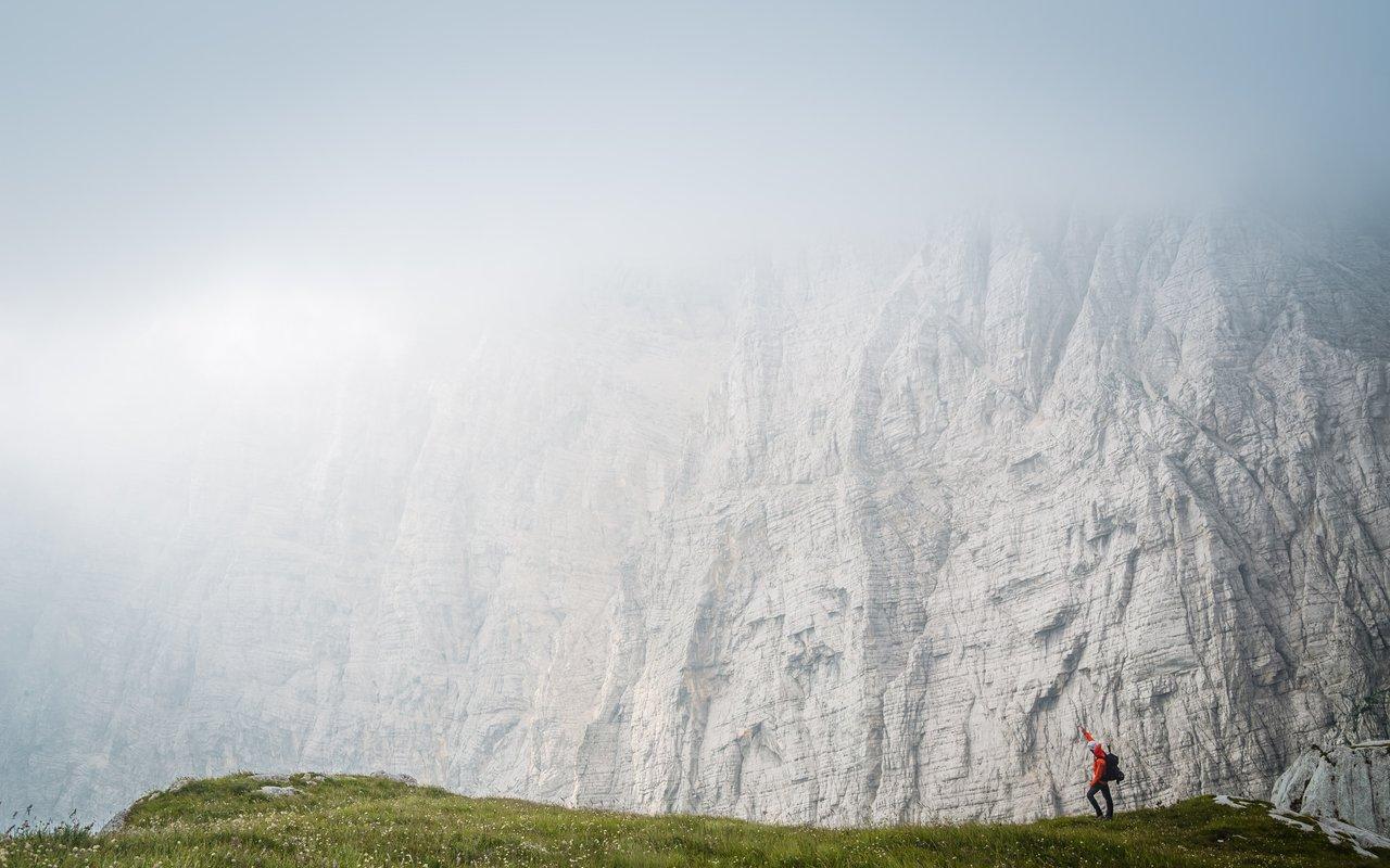 AWAYN IMAGE Triglav National Park Climb