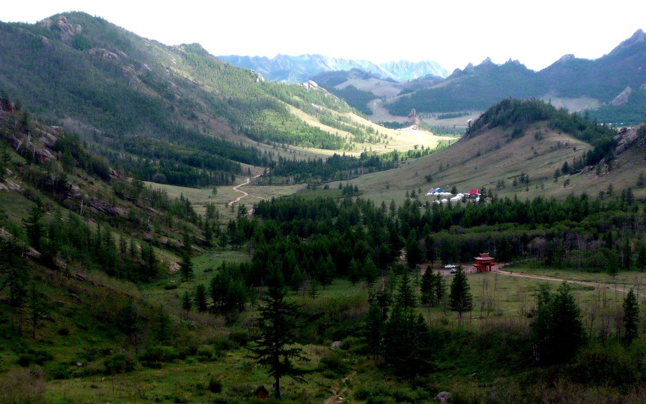 AWAYN IMAGE Gorkhi-Terelj National Park