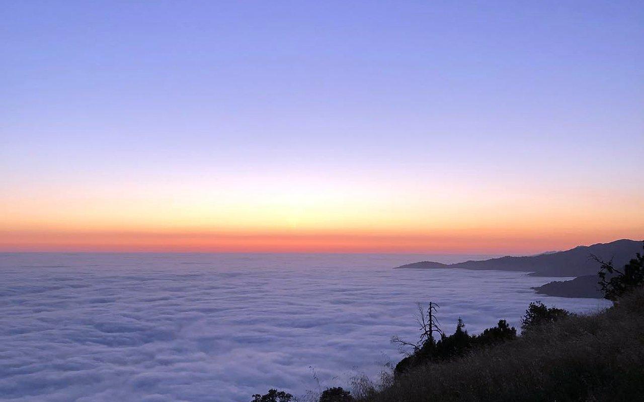 AWAYN IMAGE Pacific views from Prewitt Ridge