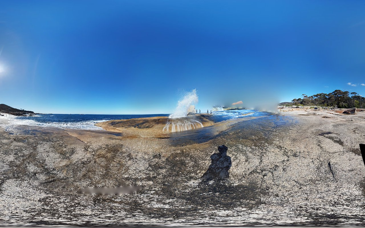 AWAYN IMAGE Bicheno Blowhole