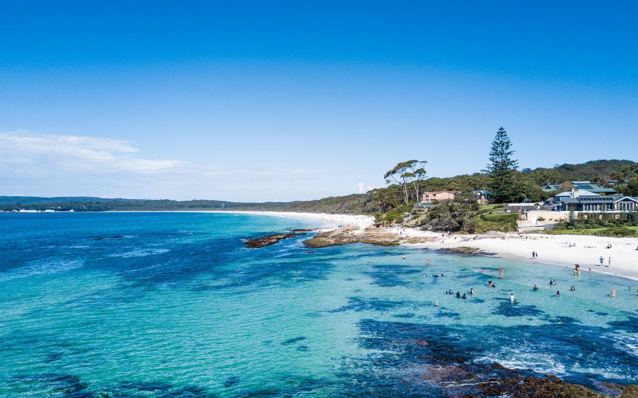AWAYN IMAGE Hyams Beach