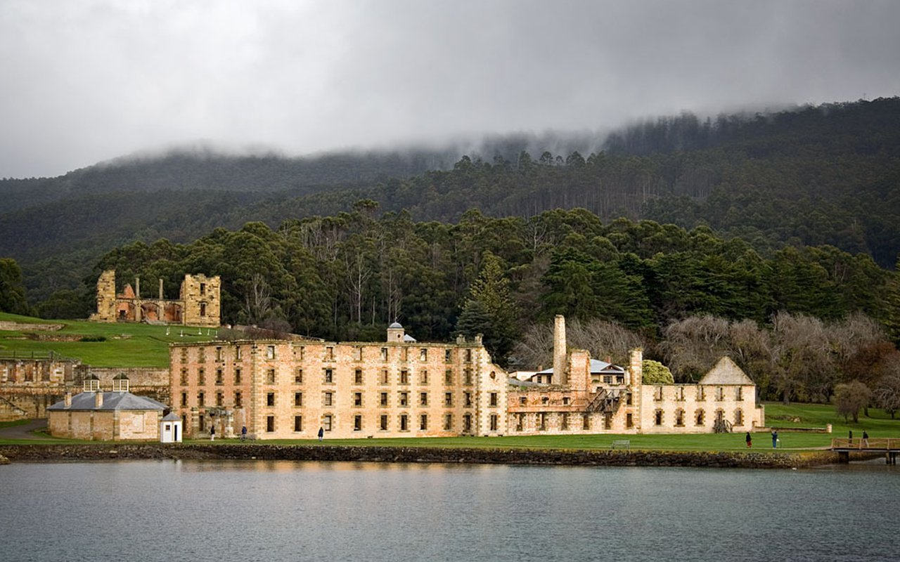 AWAYN IMAGE The Port Arthur Historic Site