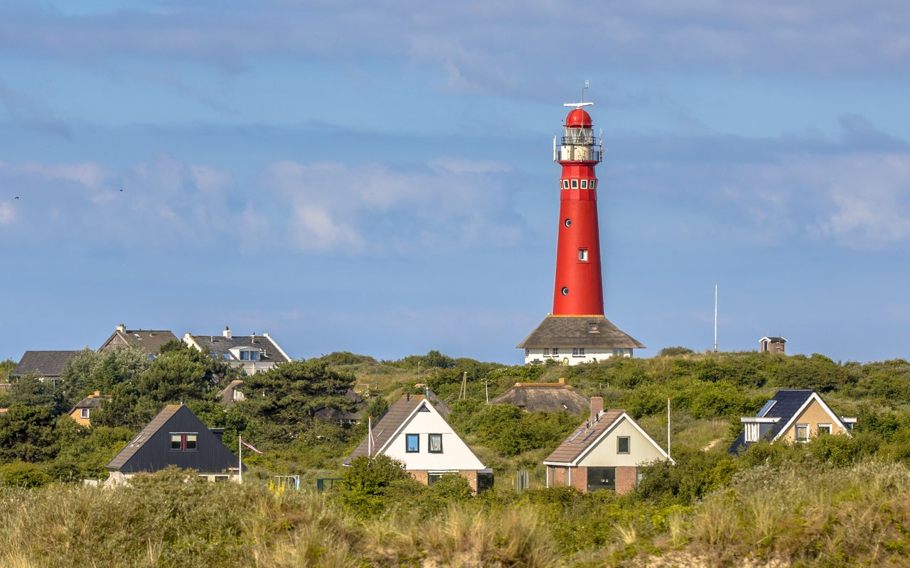 AWAYN IMAGE North Tower Schiermonnikoog